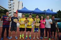 冠名赞助南海区九江镇男子足球联赛