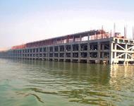 佛山市京能发电厂 4×3000吨卸煤码头工程